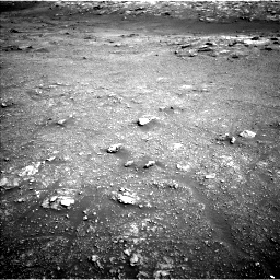 Nasa's Mars rover Curiosity acquired this image using its Left Navigation Camera on Sol 2956, at drive 3276, site number 83