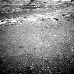 Nasa's Mars rover Curiosity acquired this image using its Left Navigation Camera on Sol 2956, at drive 3300, site number 83