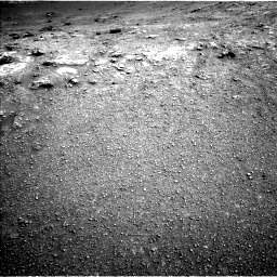 Nasa's Mars rover Curiosity acquired this image using its Left Navigation Camera on Sol 2956, at drive 3324, site number 83