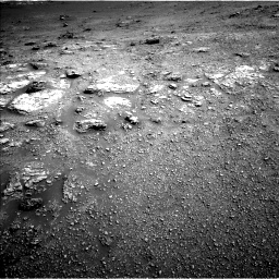 Nasa's Mars rover Curiosity acquired this image using its Left Navigation Camera on Sol 2956, at drive 3336, site number 83