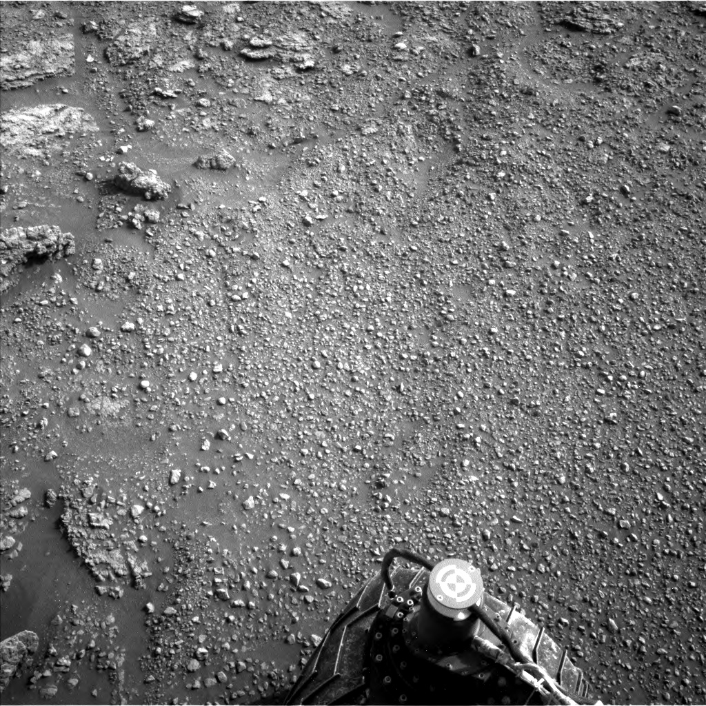 Nasa's Mars rover Curiosity acquired this image using its Left Navigation Camera on Sol 2956, at drive 0, site number 84