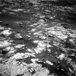 Nasa's Mars rover Curiosity acquired this image using its Right Navigation Camera on Sol 2956, at drive 2814, site number 83