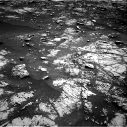 Nasa's Mars rover Curiosity acquired this image using its Right Navigation Camera on Sol 2956, at drive 2820, site number 83