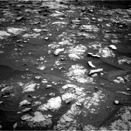 Nasa's Mars rover Curiosity acquired this image using its Right Navigation Camera on Sol 2956, at drive 2838, site number 83
