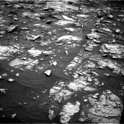 Nasa's Mars rover Curiosity acquired this image using its Right Navigation Camera on Sol 2956, at drive 2856, site number 83