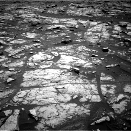 Nasa's Mars rover Curiosity acquired this image using its Right Navigation Camera on Sol 2956, at drive 2892, site number 83