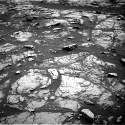 Nasa's Mars rover Curiosity acquired this image using its Right Navigation Camera on Sol 2956, at drive 2904, site number 83
