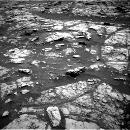 Nasa's Mars rover Curiosity acquired this image using its Right Navigation Camera on Sol 2956, at drive 2910, site number 83