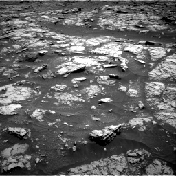 Nasa's Mars rover Curiosity acquired this image using its Right Navigation Camera on Sol 2956, at drive 2916, site number 83