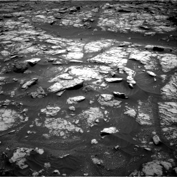 Nasa's Mars rover Curiosity acquired this image using its Right Navigation Camera on Sol 2956, at drive 2922, site number 83