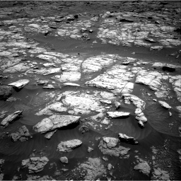 Nasa's Mars rover Curiosity acquired this image using its Right Navigation Camera on Sol 2956, at drive 2928, site number 83