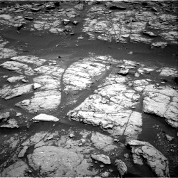 Nasa's Mars rover Curiosity acquired this image using its Right Navigation Camera on Sol 2956, at drive 2940, site number 83