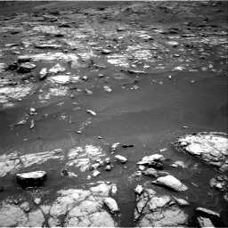 Nasa's Mars rover Curiosity acquired this image using its Right Navigation Camera on Sol 2956, at drive 2976, site number 83