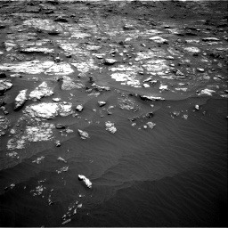 Nasa's Mars rover Curiosity acquired this image using its Right Navigation Camera on Sol 2956, at drive 2988, site number 83