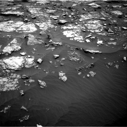 Nasa's Mars rover Curiosity acquired this image using its Right Navigation Camera on Sol 2956, at drive 2994, site number 83