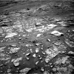 Nasa's Mars rover Curiosity acquired this image using its Right Navigation Camera on Sol 2956, at drive 3018, site number 83
