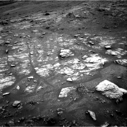 Nasa's Mars rover Curiosity acquired this image using its Right Navigation Camera on Sol 2956, at drive 3030, site number 83