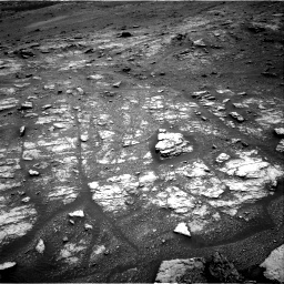 Nasa's Mars rover Curiosity acquired this image using its Right Navigation Camera on Sol 2956, at drive 3036, site number 83