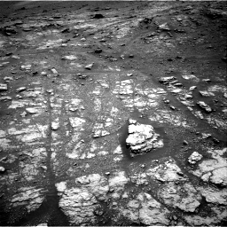 Nasa's Mars rover Curiosity acquired this image using its Right Navigation Camera on Sol 2956, at drive 3042, site number 83