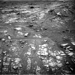 Nasa's Mars rover Curiosity acquired this image using its Right Navigation Camera on Sol 2956, at drive 3054, site number 83