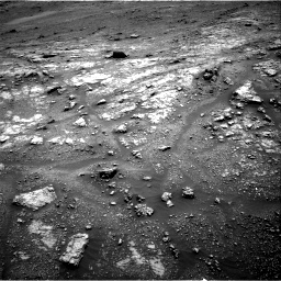 Nasa's Mars rover Curiosity acquired this image using its Right Navigation Camera on Sol 2956, at drive 3066, site number 83