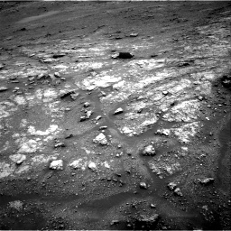 Nasa's Mars rover Curiosity acquired this image using its Right Navigation Camera on Sol 2956, at drive 3090, site number 83