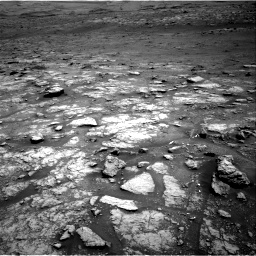 Nasa's Mars rover Curiosity acquired this image using its Right Navigation Camera on Sol 2956, at drive 3108, site number 83