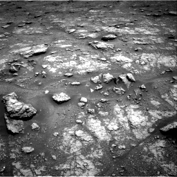 Nasa's Mars rover Curiosity acquired this image using its Right Navigation Camera on Sol 2956, at drive 3114, site number 83