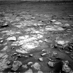 Nasa's Mars rover Curiosity acquired this image using its Right Navigation Camera on Sol 2956, at drive 3120, site number 83