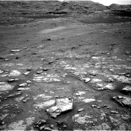 Nasa's Mars rover Curiosity acquired this image using its Right Navigation Camera on Sol 2956, at drive 3132, site number 83