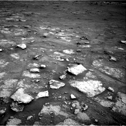 Nasa's Mars rover Curiosity acquired this image using its Right Navigation Camera on Sol 2956, at drive 3156, site number 83