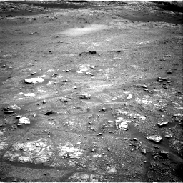 Nasa's Mars rover Curiosity acquired this image using its Right Navigation Camera on Sol 2956, at drive 3168, site number 83