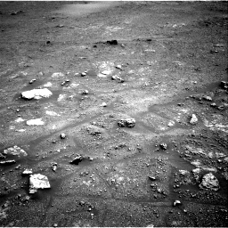 Nasa's Mars rover Curiosity acquired this image using its Right Navigation Camera on Sol 2956, at drive 3180, site number 83