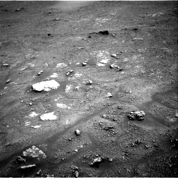 Nasa's Mars rover Curiosity acquired this image using its Right Navigation Camera on Sol 2956, at drive 3186, site number 83