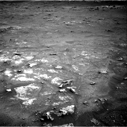 Nasa's Mars rover Curiosity acquired this image using its Right Navigation Camera on Sol 2956, at drive 3192, site number 83