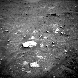 Nasa's Mars rover Curiosity acquired this image using its Right Navigation Camera on Sol 2956, at drive 3198, site number 83