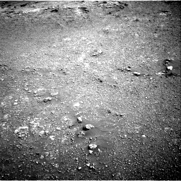 Nasa's Mars rover Curiosity acquired this image using its Right Navigation Camera on Sol 2956, at drive 3282, site number 83