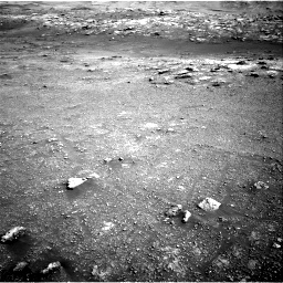 Nasa's Mars rover Curiosity acquired this image using its Right Navigation Camera on Sol 2956, at drive 3288, site number 83
