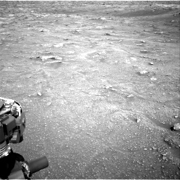 Nasa's Mars rover Curiosity acquired this image using its Right Navigation Camera on Sol 2956, at drive 3336, site number 83