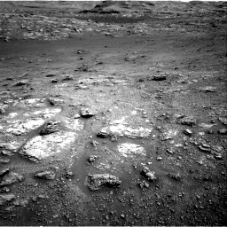 Nasa's Mars rover Curiosity acquired this image using its Right Navigation Camera on Sol 2956, at drive 3342, site number 83