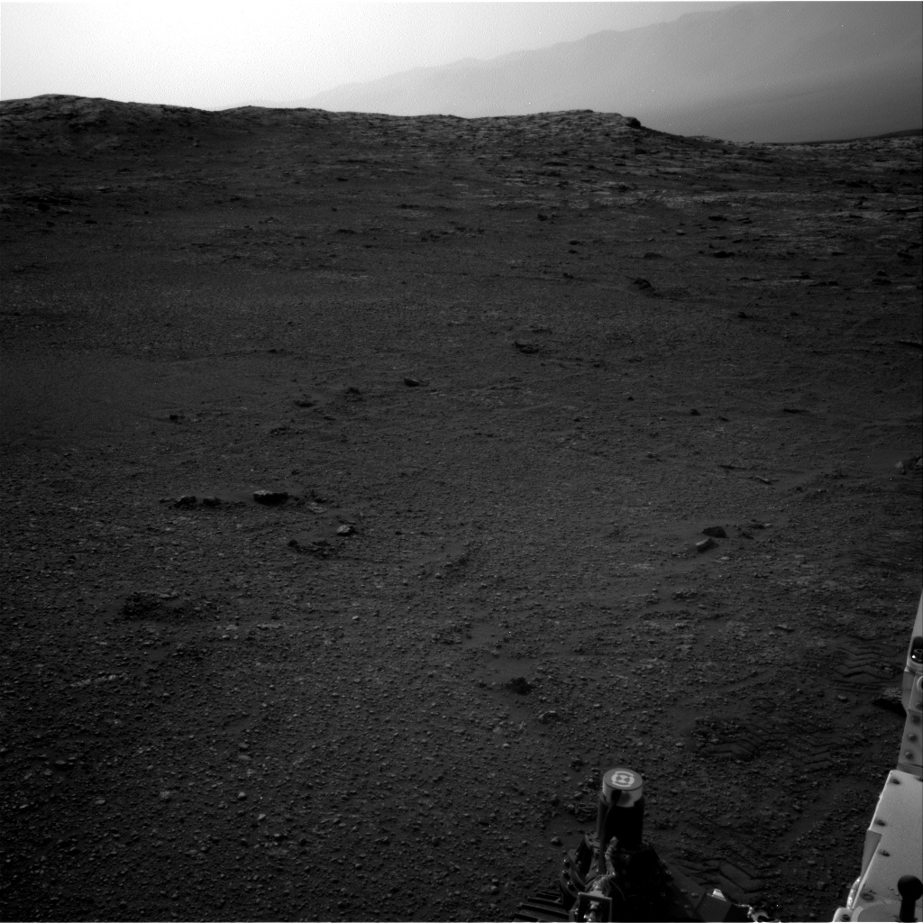 Nasa's Mars rover Curiosity acquired this image using its Right Navigation Camera on Sol 2956, at drive 0, site number 84