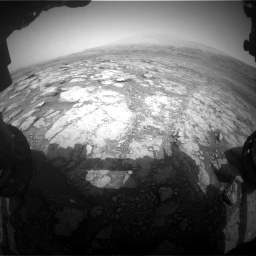 Nasa's Mars rover Curiosity acquired this image using its Front Hazard Avoidance Camera (Front Hazcam) on Sol 2958, at drive 372, site number 84