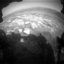 Nasa's Mars rover Curiosity acquired this image using its Front Hazard Avoidance Camera (Front Hazcam) on Sol 2958, at drive 420, site number 84