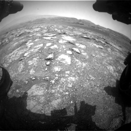 Nasa's Mars rover Curiosity acquired this image using its Front Hazard Avoidance Camera (Front Hazcam) on Sol 2958, at drive 264, site number 84
