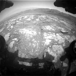 Nasa's Mars rover Curiosity acquired this image using its Front Hazard Avoidance Camera (Front Hazcam) on Sol 2958, at drive 318, site number 84