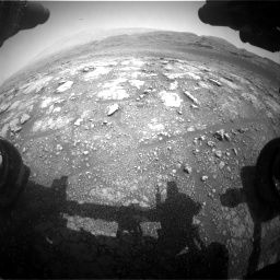 Nasa's Mars rover Curiosity acquired this image using its Front Hazard Avoidance Camera (Front Hazcam) on Sol 2958, at drive 336, site number 84