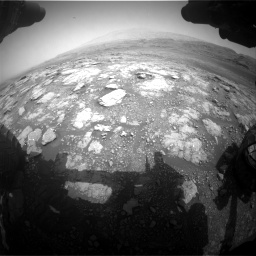 Nasa's Mars rover Curiosity acquired this image using its Front Hazard Avoidance Camera (Front Hazcam) on Sol 2958, at drive 348, site number 84