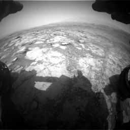 Nasa's Mars rover Curiosity acquired this image using its Front Hazard Avoidance Camera (Front Hazcam) on Sol 2958, at drive 378, site number 84