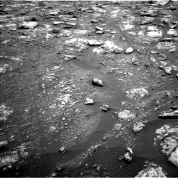 Nasa's Mars rover Curiosity acquired this image using its Left Navigation Camera on Sol 2958, at drive 120, site number 84