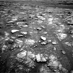 Nasa's Mars rover Curiosity acquired this image using its Left Navigation Camera on Sol 2958, at drive 144, site number 84